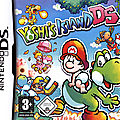 Test de <b>Yoshi</b>'s Island DS - Jeu Video Giga France