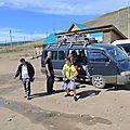 194e jour : <b>Olkhon</b> Island - Une île au milieu du lac Baïkal, en plein centre de la Sibérie Orientale!