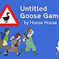 Test de Untitled Goose Game - Jeu Video Giga France
