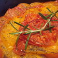 ...tomates farcies...