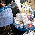 Médicaments de rue en afrique