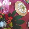 Nouvel-an dans nos assiettes