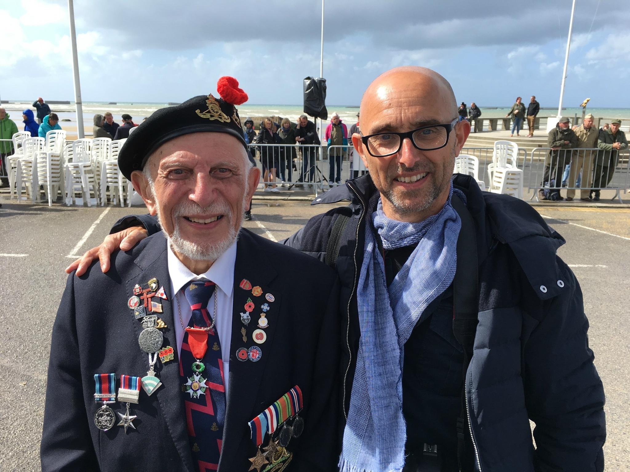DDAY - commémorations du 73ème anniversaire du débarquement - mardi 6 juin 2017 • Bayeux et Arromanches • tweets report