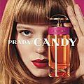 Léa Seydoux, une <b>Candy</b> Girl pour <b>Prada</b>