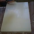L'art de l'icône_4: la préparation de la planche