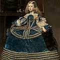 <b>Velázquez</b> masterwork 'Infanta Margarita in a Blue Dress' at Meadows Museum for 50th anniversary