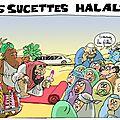 les sucettes halals