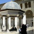 61 Damas, mosquée des Omeyyades