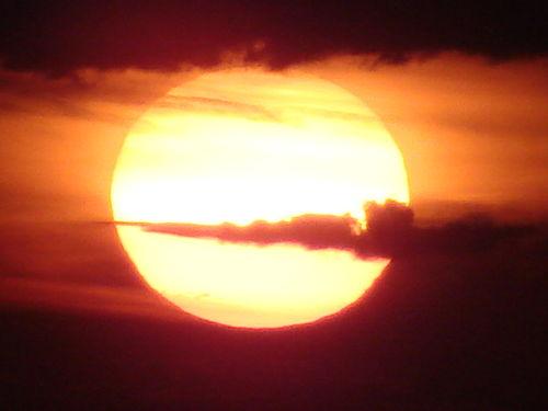 2008 08 11 Le levé du soleil depuis le sommet du Pic du Lizieux (17)