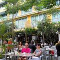 BANGKOK : notre hôtel, le NEW SIAM RIVERSIDE