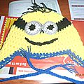 bonnet minion steph