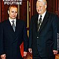 1998 - LA RUSSIE DE BORIS ELTSINE EST RUINEE