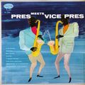 Lester Young Paul Quinichette - 1954 - Pres Meets Vice-Pres (Emarcy)