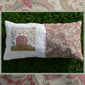 coussin - EEF - Valentine house