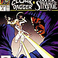 Strange Tales featuring Cloak and Dagger