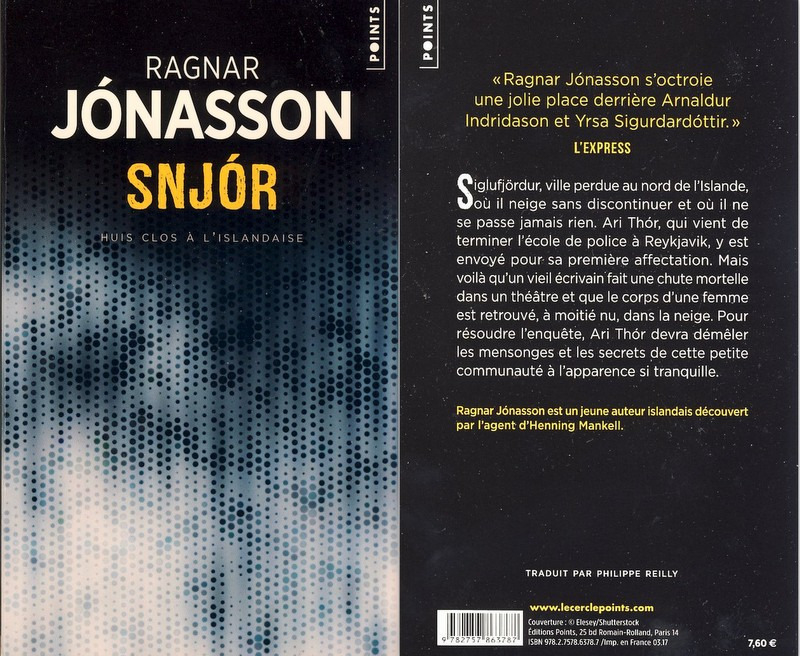 2 - Snjor - Ragnar Jonasson