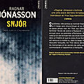 Snjor - ragnar jonasson