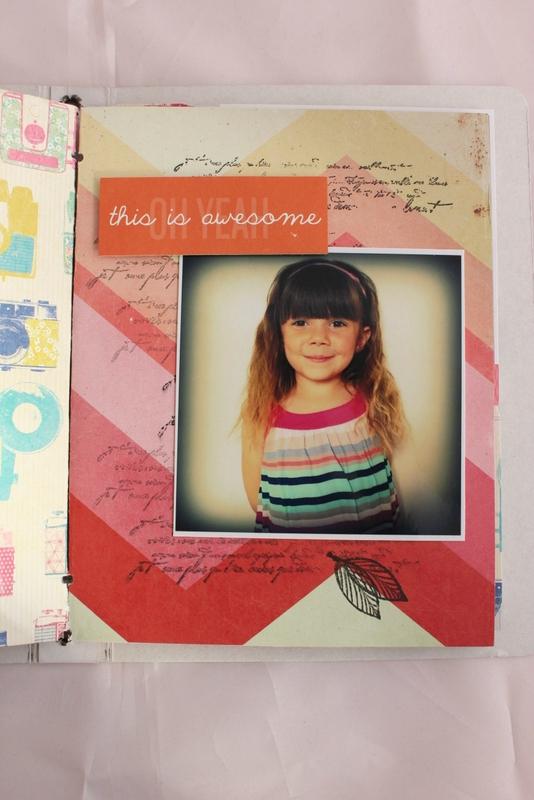 mini album by julia façon project life (10)