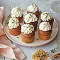 Cupcakes à la betterave & aux noix #vegan