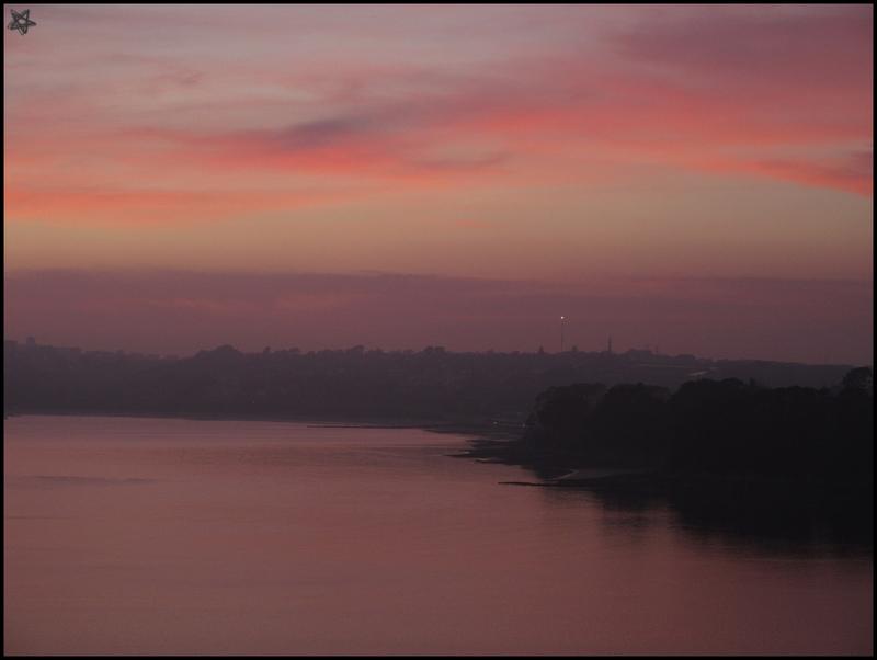 couchers de soleil sur Brest (8)