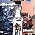Partenariat : 4ème édition du <b>concours</b> <b>BD</b> de l'ONACVG 2014-2015 --- « Souvenirs de libérations »