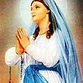 Dia 14 - (03.03.1858) 14ª aparição de Nossa Senhora de Lourdes: o entendimento de Santa Catarina Labouré