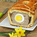 Le pâté de pâques (recette poitevine)