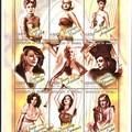 timbres du