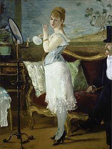 Nana Edouard Manet 1877