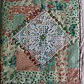 Carnet textile