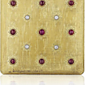 BUCCELLATI. A Ruby, Diamond and Gold <b>Vanity</b> <b>Case</b>