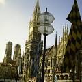 Rathaus célèbre à München