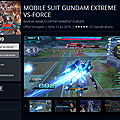 Gundam VS Force