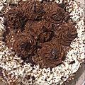 Gâteau au chocolat façon