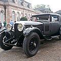 BENTLEY Speed Six coupé H.J. Mulliner 1929 Schwetzingen (1)