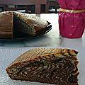 ...zébra cake... (hervé cuisine)