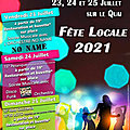 ANIMATIONS A TOURBES