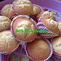Recette de base pour cupcakes