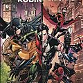Urban DC Batman & Robin Eternal