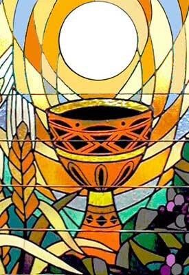 vitrail eucharistie 2018