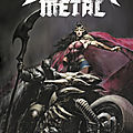 Batman Death Metal tome 1