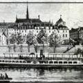 Les bateaux mouches historique
