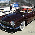 <b>Simca</b> Colombe Beutler coupé-1957