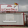 LE <b>CASSE</b> <b>DALLE</b> Marville Meuse Snack friterie