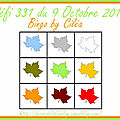Défi 331 du 9 octobre 2017