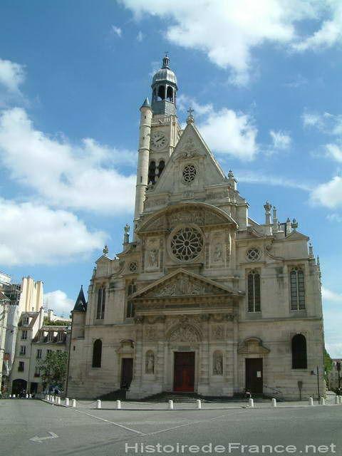 eglise-saint-etienne-du-mont