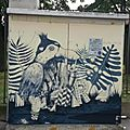 Street-art - rue de molsheim strasbourg