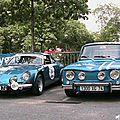 2005-Annecy rallye du Mont Blanc-Renault Alpine A110_R8 Gordini