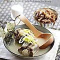 Kkori gomtang: soupe coréenne à la queue de boeuf