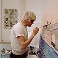 A Bigger Splash : une plongée pop dans l'univers de <b>David</b> <b>Hockney</b>